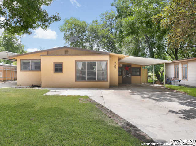$144,000 - 4Br/2Ba -  for Sale in Alamo Heights, San Antonio