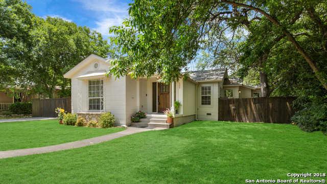 $630,000 - 3Br/2Ba -  for Sale in Alamo Heights, Alamo Heights