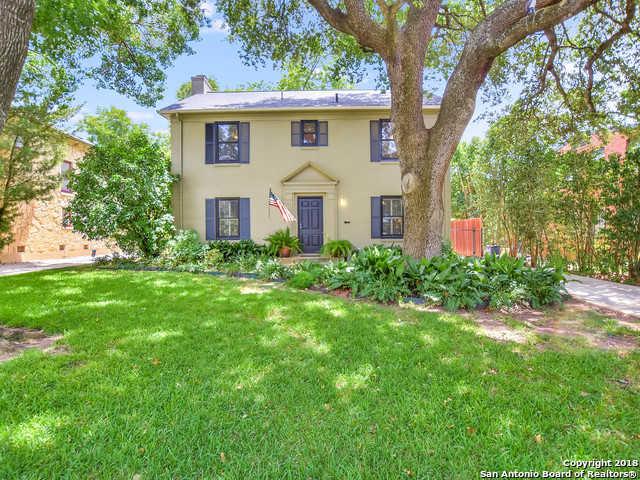 $685,000 - 4Br/4Ba -  for Sale in Olmos Park, San Antonio