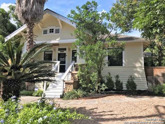 $499,900 - 3Br/2Ba -  for Sale in Alamo Heights, Alamo Heights