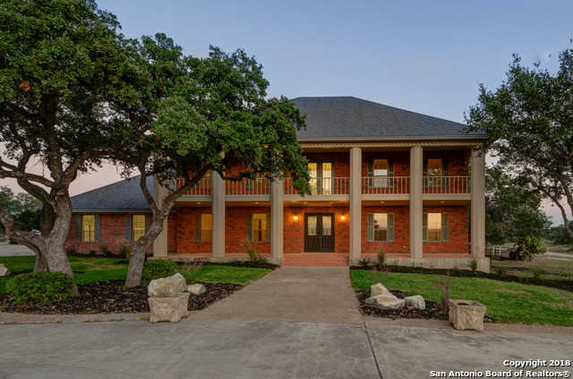 $2,995,000 - 3Br/3Ba -  for Sale in Rural Acres, New Braunfels