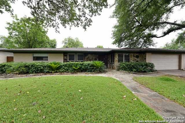 $509,000 - 3Br/3Ba -  for Sale in Northridge/alamo Heights, San Antonio