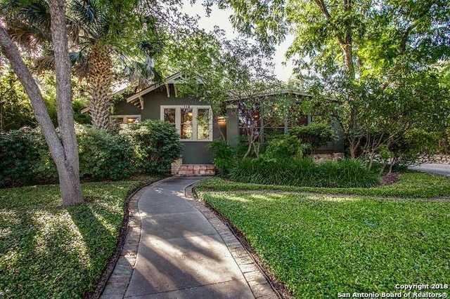 $509,000 - 3Br/2Ba -  for Sale in Alamo Heights, Alamo Heights