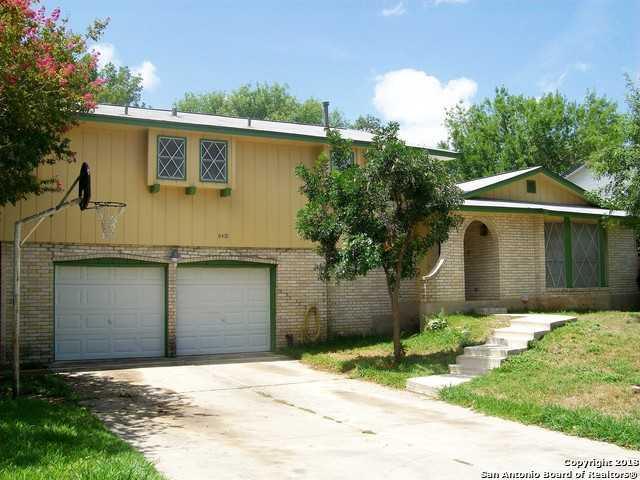 $159,900 - 3Br/2Ba -  for Sale in Thunderbird Hills, San Antonio