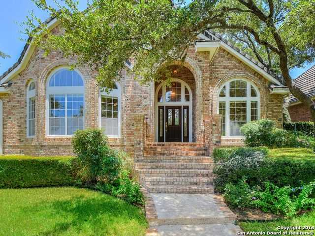 $429,000 - 3Br/3Ba -  for Sale in The Dominion, San Antonio
