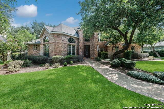 $584,900 - 5Br/4Ba -  for Sale in Inwood, San Antonio