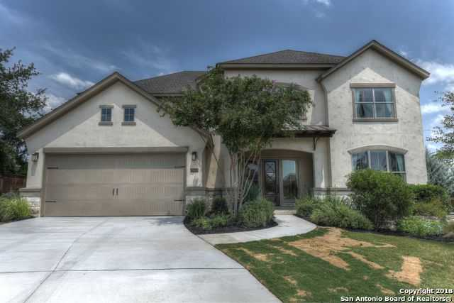 $549,900 - 4Br/8Ba -  for Sale in Kinder Ranch, San Antonio