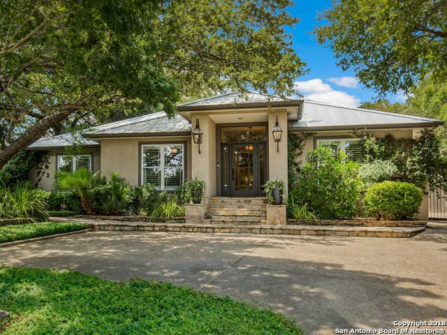$1,999,000 - 4Br/4Ba -  for Sale in Olmos Park, San Antonio