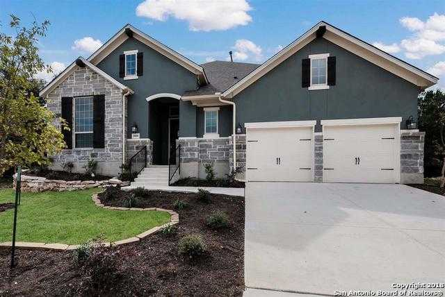 $480,619 - 4Br/3Ba -  for Sale in Monteverde At Cibolo Canyons, San Antonio
