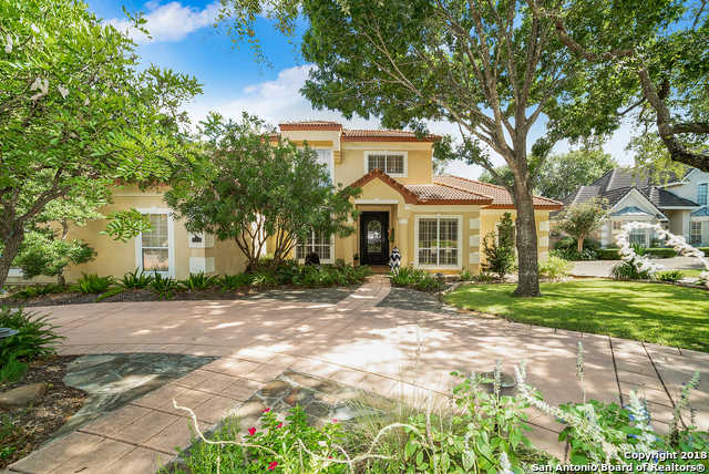$595,000 - 3Br/4Ba -  for Sale in Woods At Sonterra, San Antonio
