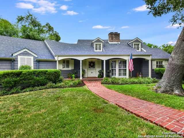 $578,000 - 3Br/2Ba -  for Sale in Bel Meade, San Antonio