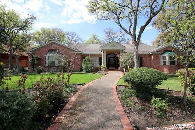 $639,900 - 3Br/4Ba -  for Sale in Bluffview Estates, San Antonio