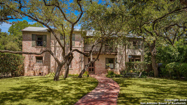 $799,000 - 4Br/4Ba -  for Sale in Alamo Heights, San Antonio