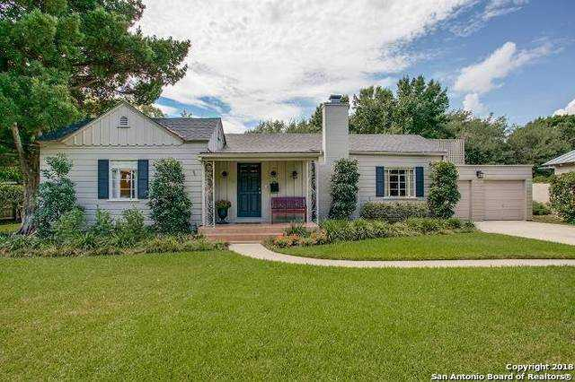 $575,000 - 3Br/4Ba -  for Sale in Alamo Heights, Alamo Heights