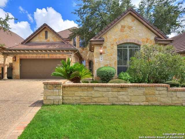 $609,900 - 4Br/5Ba -  for Sale in The Dominion, San Antonio