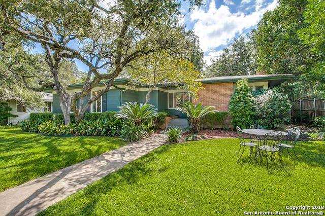 $443,500 - 3Br/2Ba -  for Sale in Alamo Heights, San Antonio