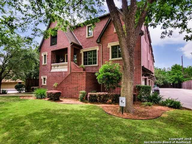 $351,500 - 3Br/4Ba -  for Sale in Alamo Heights, San Antonio