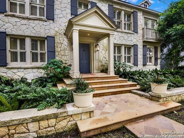 $1,149,000 - 4Br/4Ba -  for Sale in Alamo Heights, San Antonio