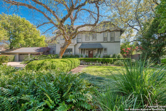 $2,050,000 - 5Br/5Ba -  for Sale in Terrell Hills, Terrell Hills