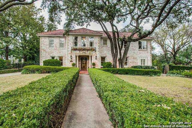 $1,550,000 - 4Br/5Ba -  for Sale in Terrell Hills, Terrell Hills