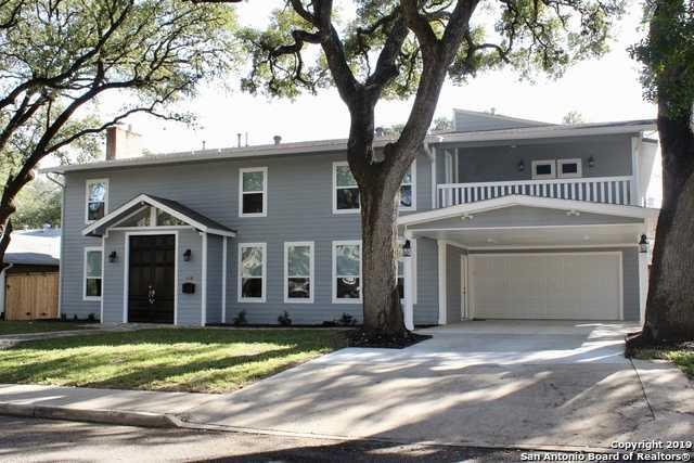 $1,247,000 - 6Br/8Ba -  for Sale in Alamo Heights, San Antonio
