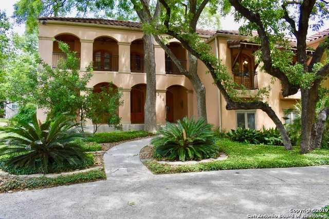 $1,100,000 - 6Br/7Ba -  for Sale in Alamo Heights, Alamo Heights