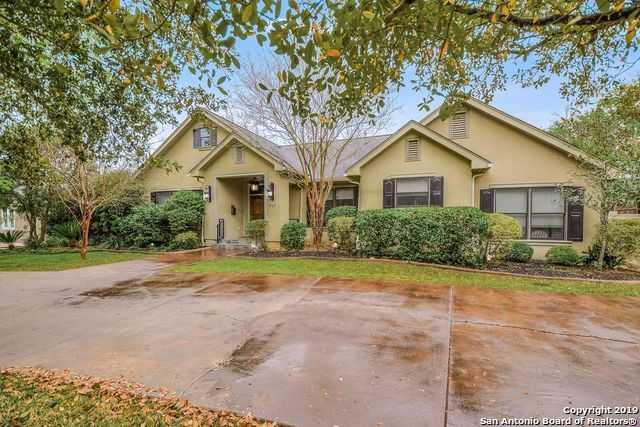 $995,000 - 4Br/4Ba -  for Sale in Terrell Hills, San Antonio
