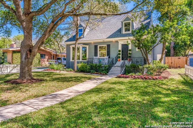 $1,124,000 - 4Br/4Ba -  for Sale in Alamo Heights, Alamo Heights
