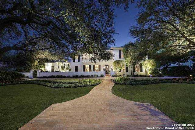 $2,500,000 - 4Br/5Ba -  for Sale in Terrell Hills, Terrell Hills