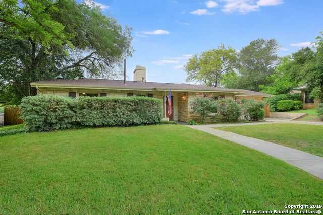 $325,000 - 3Br/2Ba -  for Sale in Terrell Hills, San Antonio