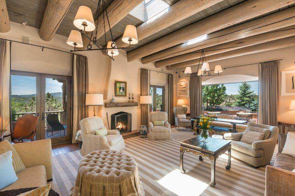 $3,875,000 - 4Br/5Ba -  for Sale in El Canon Subd, Santa Fe