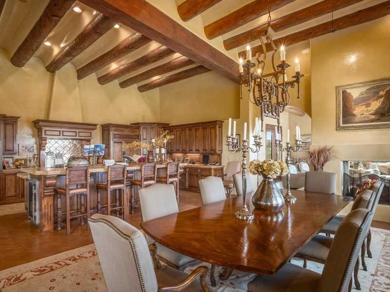 $3,550,000 - 4Br/4Ba -  for Sale in Las Campanas, Santa Fe