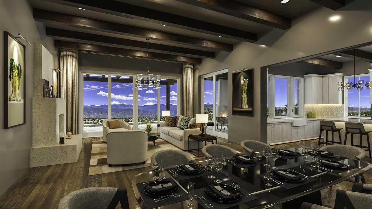 $3,119,000 - 3Br/5Ba -  for Sale in Monte Sereno, Santa Fe