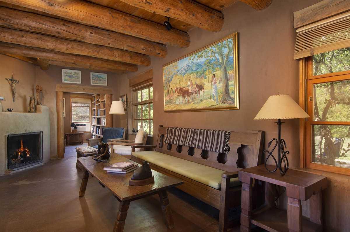 $2,850,000 - 4Br/3Ba -  for Sale in Tesuque Village, Santa Fe