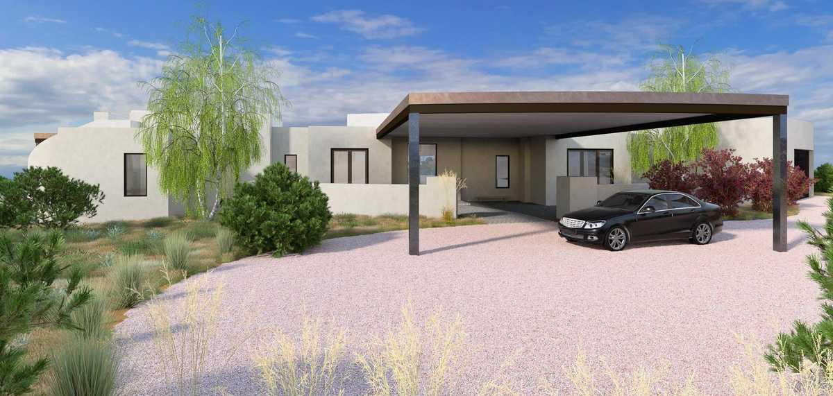 $5,264,000 - 4Br/4Ba -  for Sale in Las Campanas, Santa Fe