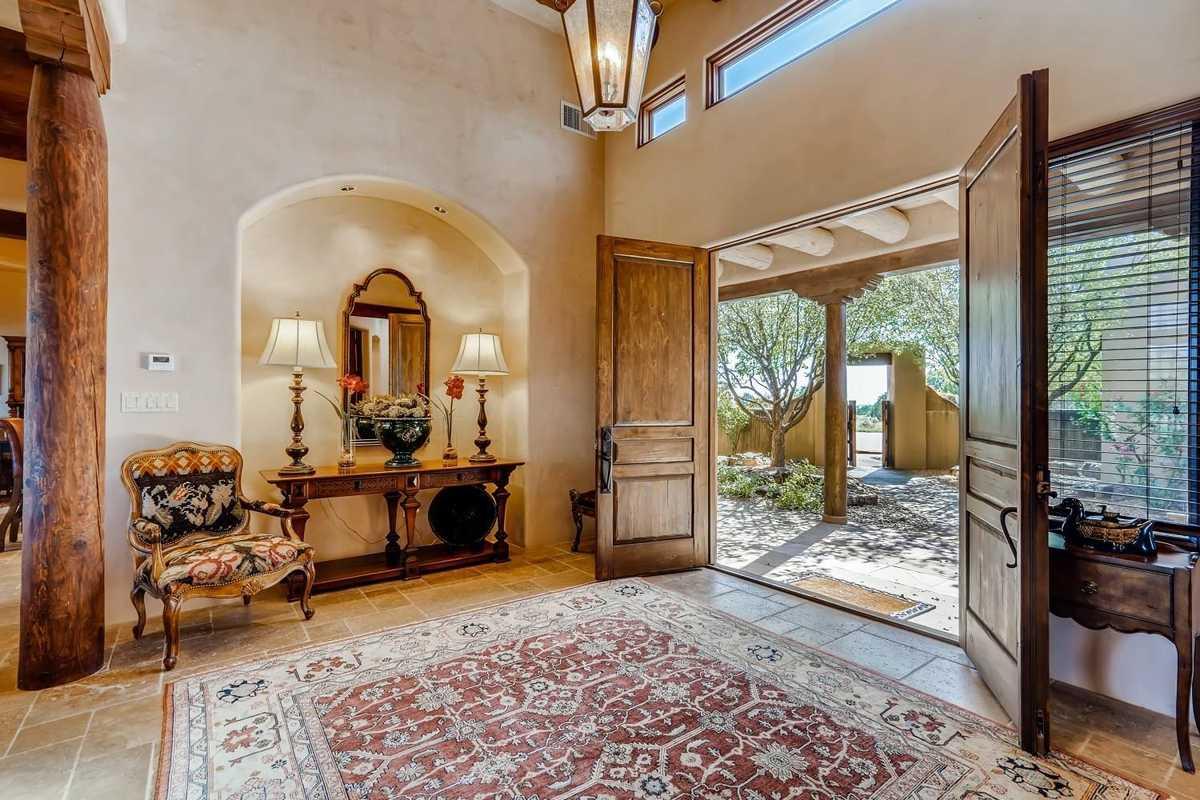 $1,930,000 - 3Br/4Ba -  for Sale in Las Campanas, Santa Fe