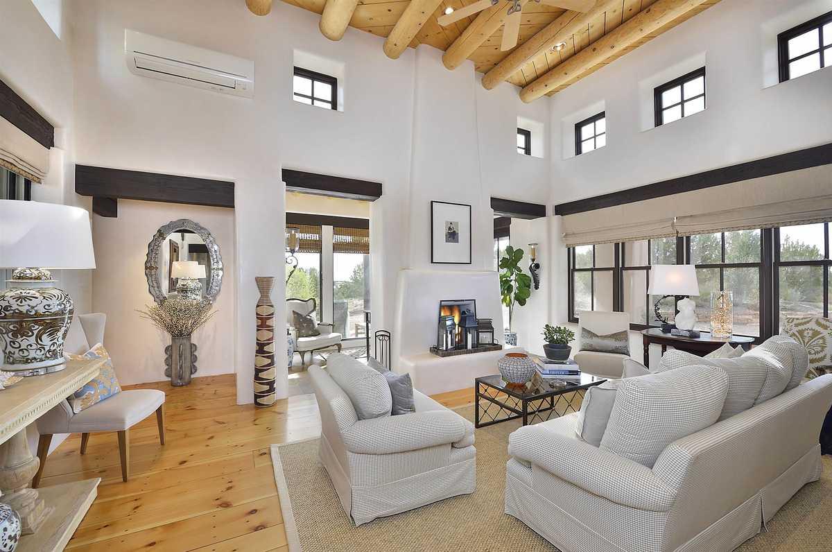 $2,250,000 - 4Br/4Ba -  for Sale in Las Campanas, Santa Fe