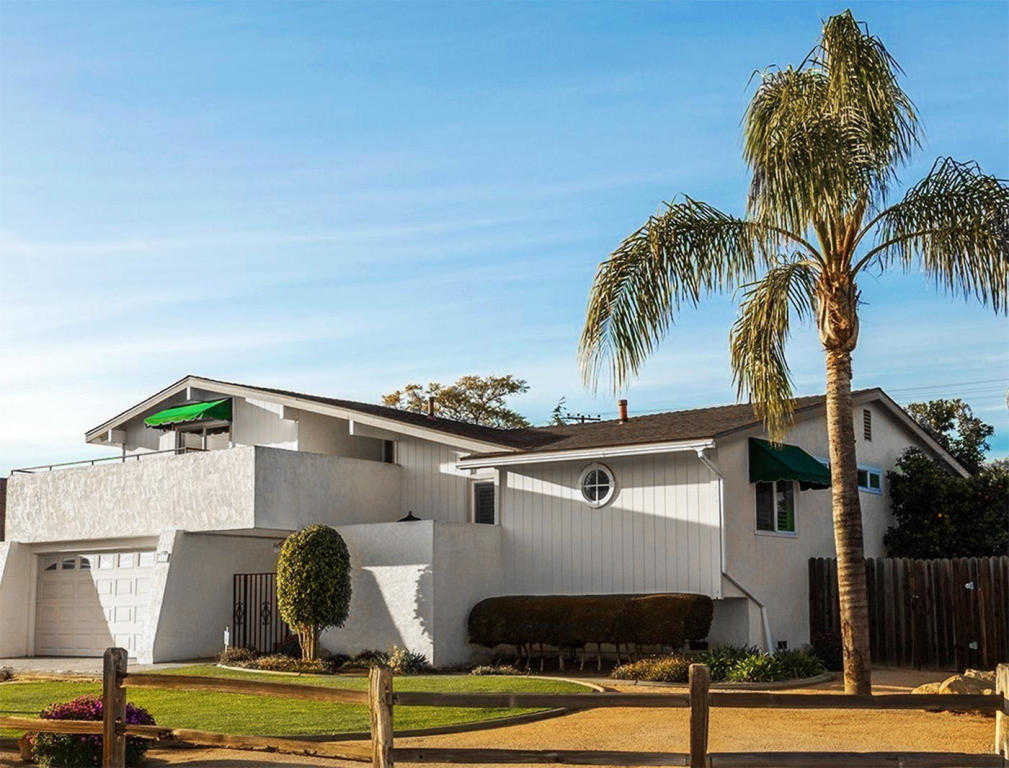 $899,000   4Br/4Ba   For Sale In Santa Barbara MLS Logo. Open House