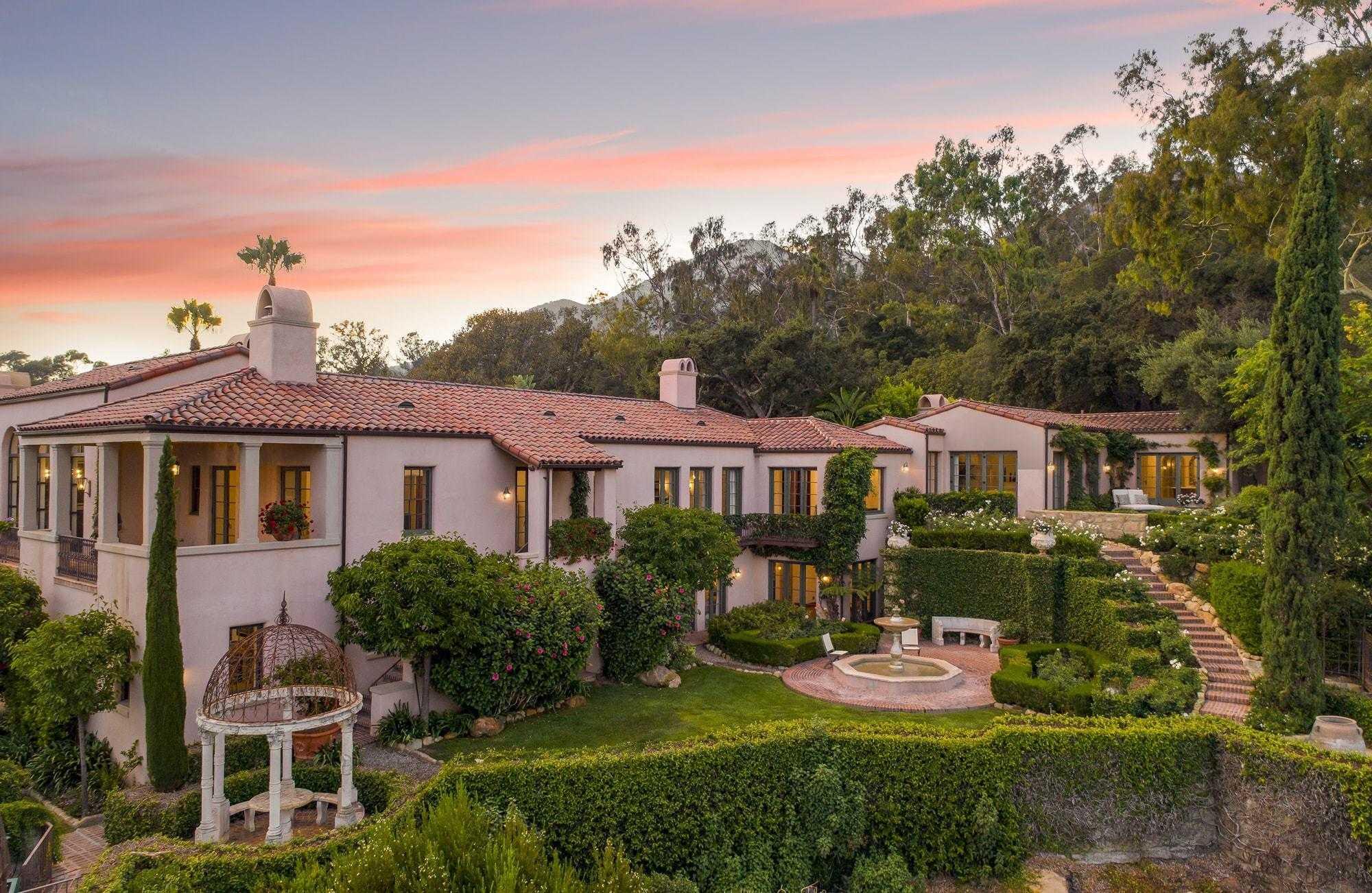 $11,950,000 - 7Br/8Ba -  for Sale in Montecito