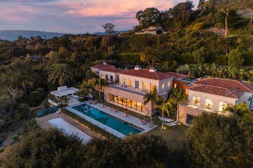 $19,995,000 - 6Br/8Ba -  for Sale in 25 - Hope Ranch, Santa Barbara