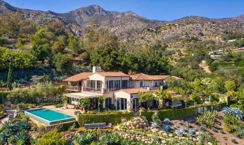 $12,950,000 - 4Br/6Ba -  for Sale in Montecito
