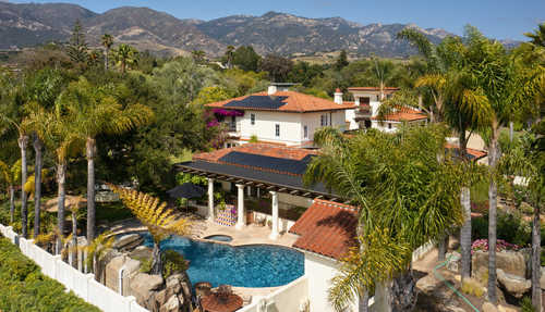 $3,799,000 - 4Br/5Ba -  for Sale in 35 - Mountain View, Santa Barbara