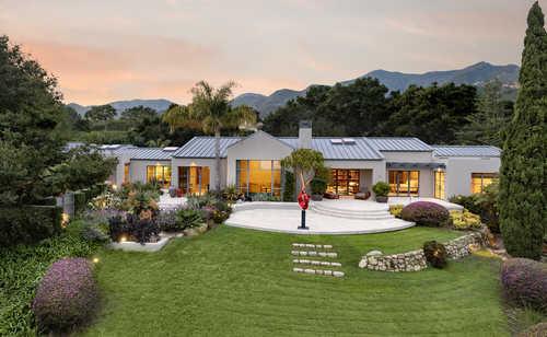 $11,250,000 - 4Br/4Ba -  for Sale in Santa Barbara