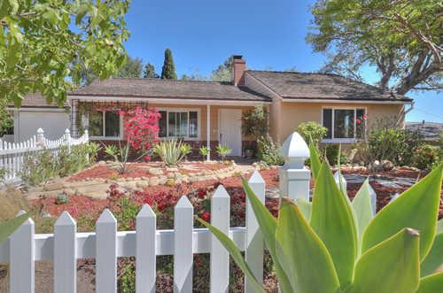 $1,275,000 - 2Br/1Ba -  for Sale in 15 - San Roque/above Foothill, Santa Barbara
