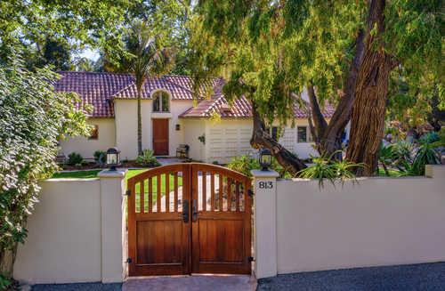 $3,895,000 - 4Br/3Ba -  for Sale in Montecito