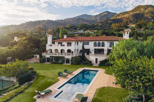 $19,995,000 - 5Br/9Ba -  for Sale in Montecito