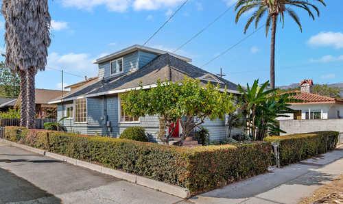 $1,200,000 - 3Br/2Ba -  for Sale in Santa Barbara