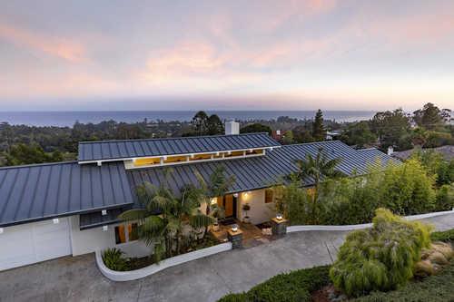 $5,995,000 - 4Br/3Ba -  for Sale in Montecito