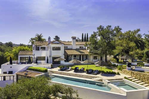 $11,900,000 - 6Br/7Ba -  for Sale in 25 - Hope Ranch, Santa Barbara