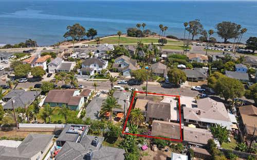 $2,100,000 - 3Br/2Ba -  for Sale in 20 - Mesa, Santa Barbara